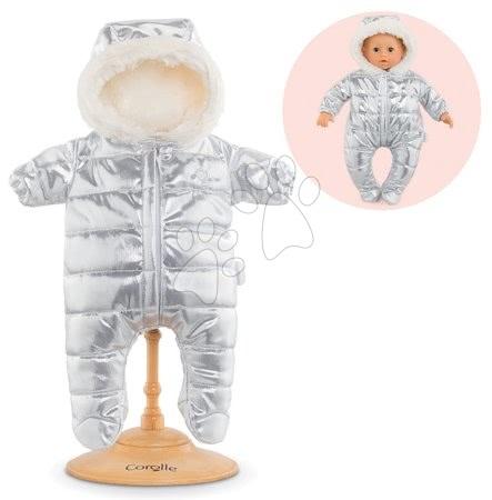 Oblečení pro panenky - Oblečení Bunting Silvered Mon Grand Poupon Corolle pro 42 cm panenku od 24 měs