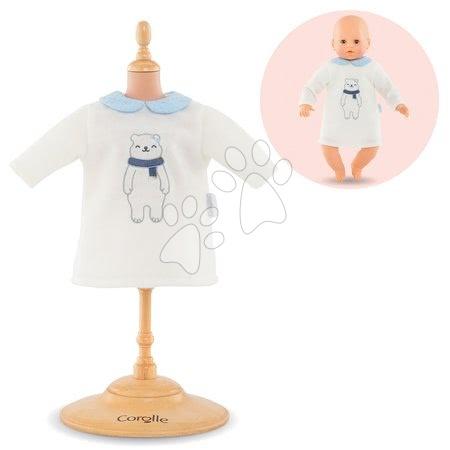 Oblečení pro panenky - Oblečení Dress Winter Sparkle Mon Grand Poupon Corolle pro 42 cm panenku od 24 měs