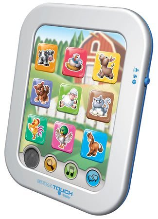 Interaktivne igrače - Elektronska tablica Živalce Lex Animaux Educa za otroke od 9-36 mes v francoščini_1