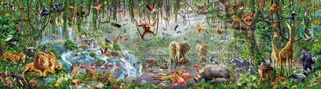 - Puzzle Genuine Wildlife Educa 33600 delov od 11 leta_1