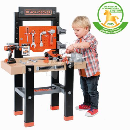 Detská dielňa a nástroje