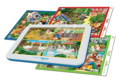 Tablet elektronický Rozprávky od babičky Contens Educa pre deti od 2-6 rokov španielsky