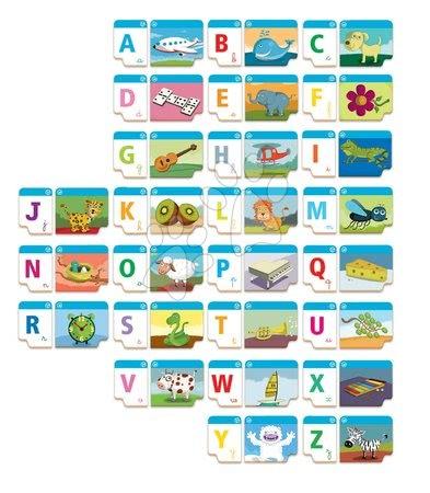 Spoločenské hry - Náučné hry Učíme sa ABC Educa 52 dielov po španielsky od 3-5 rokov_1