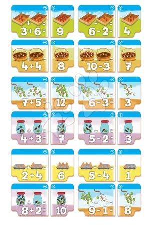 Spoločenské hry - Náučné hry Učíme sa počítať Educa 24 dielov od 4-7 rokov_1