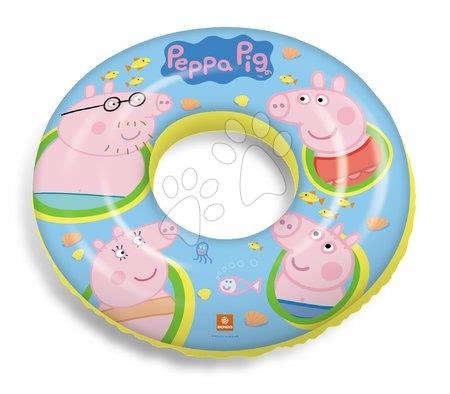 Nafukovací kruhy - Nafukovací kruh Peppa Pig  Mondo 50 cm od 10 měsíců