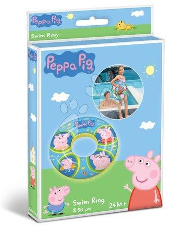 Nafukovací kruhy - Nafukovací kruh Peppa Pig  Mondo 50 cm od 10 měsíců_1