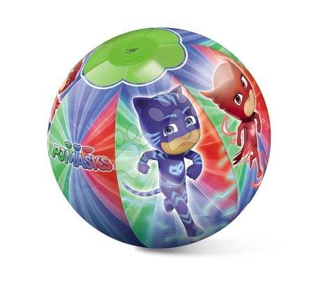 PJ Masks - Nafukovacia plážová lopta PJ Masks Mondo 50 cm od 10 mes