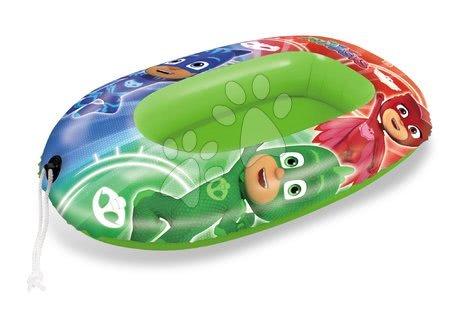 PJ Masks - Nafukovací čln PJ Masks Mondo s dĺžkou 94 cm