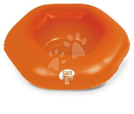 Nafukovacie koleso Safe Kids Baby Seat Mondo veľkosť 1 63*67 cm oranžové