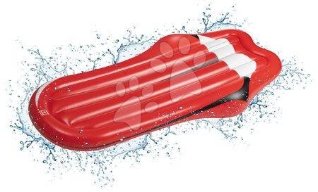 Nafukovací lehátka - Nafukovací lehátko Jumbo Tongue Mondo červené 170 cm