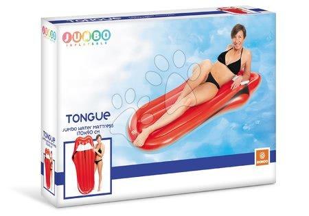 Nafukovací lehátka - Nafukovací lehátko Jumbo Tongue Mondo červené 170 cm_1