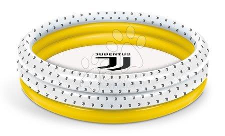 Piscine pentru copii - Piscină gonflabilă Juventus Mondo cu diametrul de 100 cm 3-inele de la 10 luni