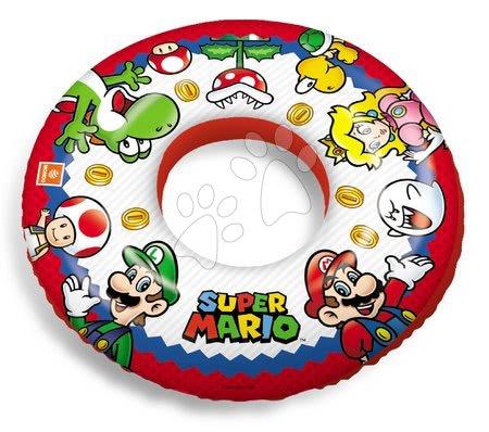 Nafukovací kruhy - Nafukovací plovací kruh Super Mario Mondo 50 cm od 2 let