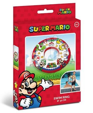 Nafukovací kruhy - Nafukovací plovací kruh Super Mario Mondo 50 cm od 2 let_1