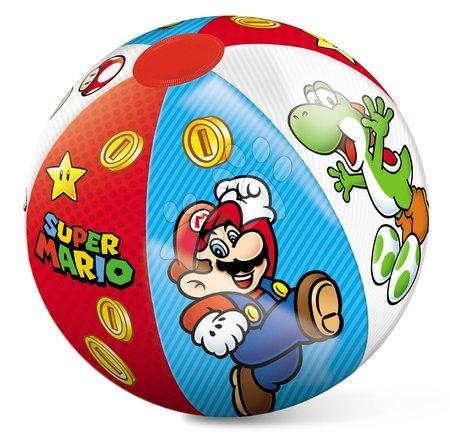 Nafukovacia lopta Super Mario Beach Ball Mondo 50 cm MON16874