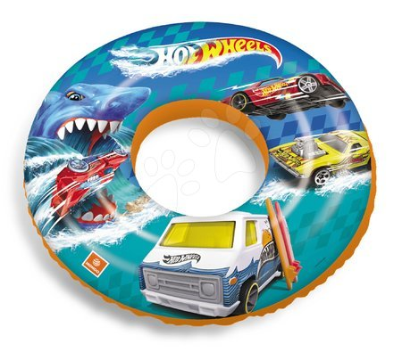 Nafukovací plovací kruh Hot Wheels Mondo 50 cm od 2 let