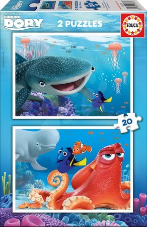 16878 a educa puzzle finding dory