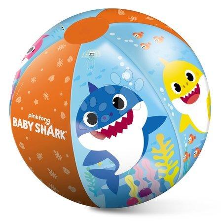 Nafukovacia lopta Baby Shark Beach Ball Mondo 50 cm MON16890