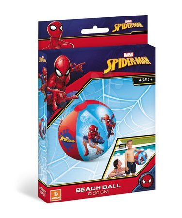 Spiderman - Minge de plajă gonflabilă Spiderman Mondo 50 cm_1