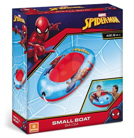 Spiderman - Barcă gonflabilă pentru copii Spiderman Mondo 94 cm de la 3 ani_1