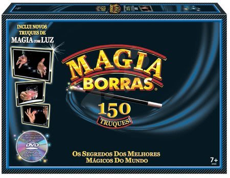 Družabne igre - Čarovniške igre in triki Magia Borras Educa 150 iger v španščini in katalonščini od 7 leta