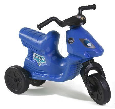 Kismotorok - Bébitaxi Dohány scooter kék
