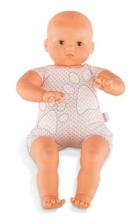 Játékbaba Bebe Chérie öltöztethető Mon Grand Poupon Corolle 52 cm kék pislogó szemekkel 24 hó-tól
