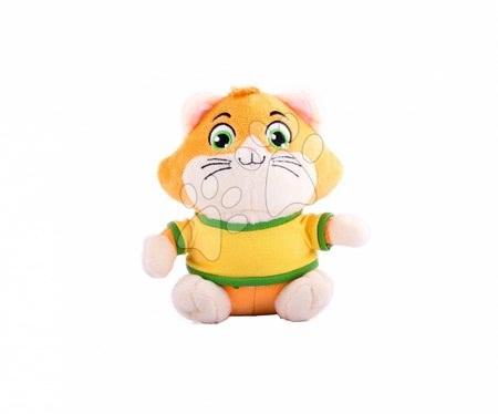 Plyšová kočka Meatball 44 Cats Smoby 14 cm pro nejmenší od 0 měsíců