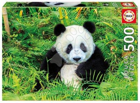 Puzzle Genuine Panda Educa 500 dielov od 11 rokov