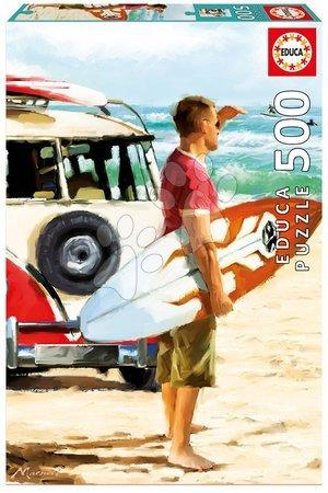 Puzzle Genuine Surfer Educa 500 dielov od 11 rokov