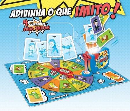 Spoločenské hry - Spoločenská hra Adivina que imito! Educa španielsky pre 2-6 hráčov od 6 rokov_1