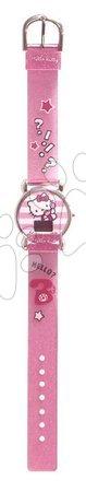 Karóra Hello Kitty Montres CTC rózsaszín