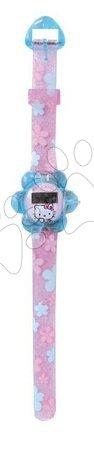 Ručni sat Hello Kitty Montres CTC ružičasto-plavi