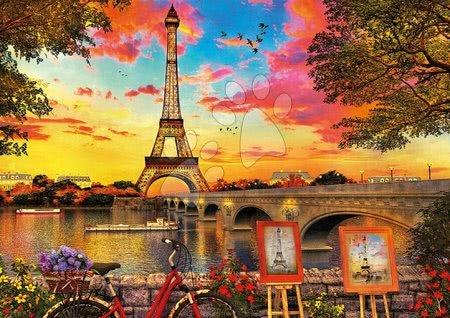 Igračke za sve od 10 godina - Puzzle Sunset in Paris Educa 3000 dijelova od 11 godina_1