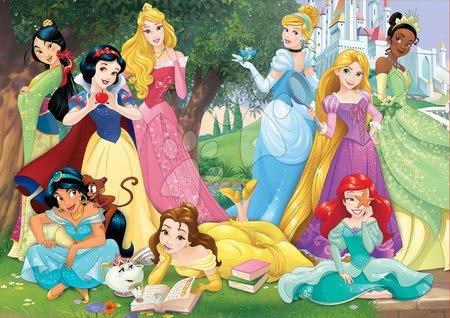 Princese - Puzzle Disney Princess Educa 500 dijelova i Fix ljepilo od 11 godina_1