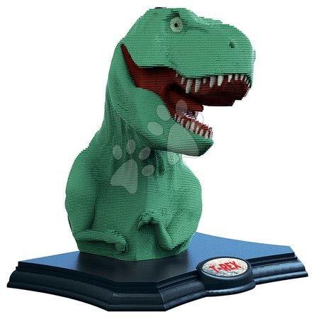 Szobor puzzle 3D Sculpture T-Rex Educa Color edition 160 darabos 6 évtől