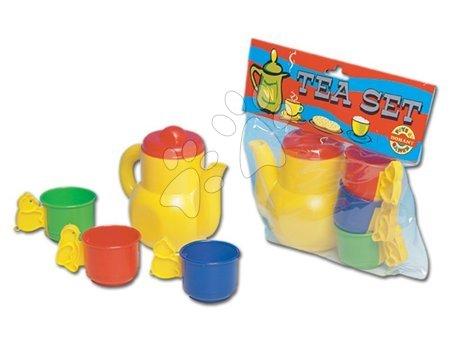 Detské kuchynky - Čajová súprava Dohány so šálkami a čajníkom