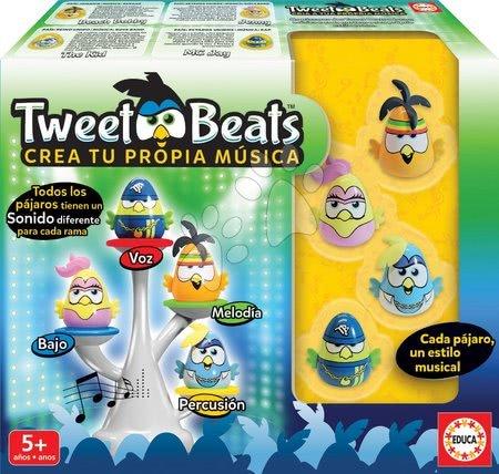 Jocuri de societate - Joc de societate Tweet Beats Educa în limba spaniolă de la vârsta de 5 ani