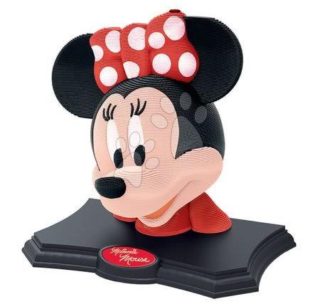 Puzzle - Puzzle 3D Sculpture Minnie Educa Colour edition 160 dielov EDU17930_1