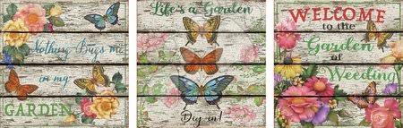 Puzzle 500 dílků - Puzzle Country Garden Educa 3x500 dílků a Fix lepidlo od 11 let_1