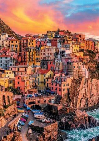Puzzle 500 dílků - Puzzle Manarola, Cinque Terre Italy Senior XXL Educa 300 dílků od 11 let_1