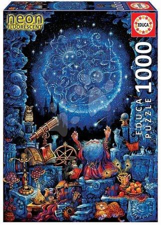 18003 a educa puzzle neon