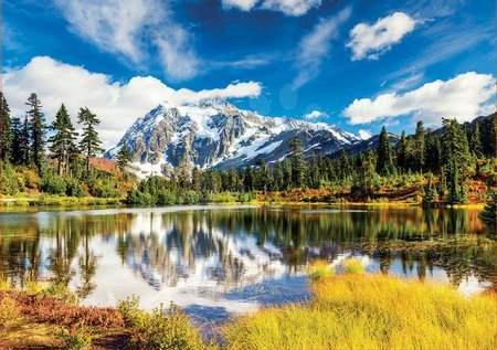 Igračke za sve od 10 godina - Puzzle Mount Shuksan Washington USA Educa 3000 dielov EDU18011_1
