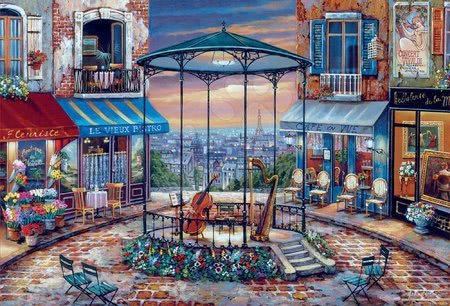 - Puzzle Evening Prelude Educa 6000 delov od 11 leta_1