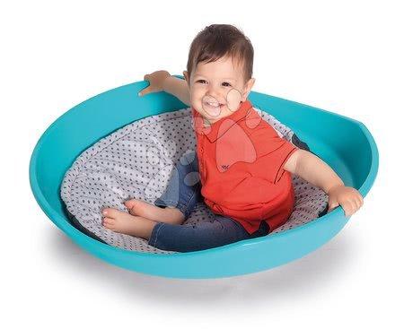 Gyerekhinták - Egyensúlyozó tölcsér párnával Cosy Top Swing Smoby többfunkciós hinta többrétűen fejleszti a motorikát és mozgást 12 hó-tól