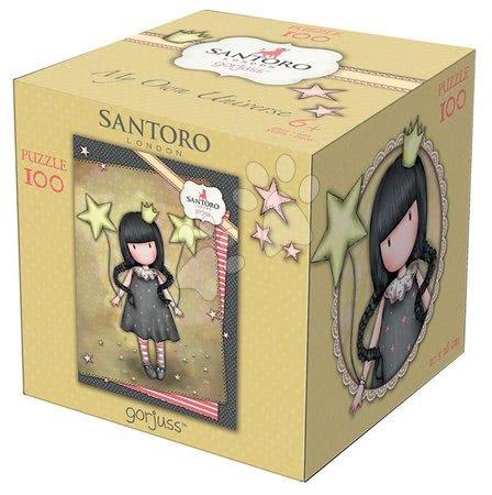 Santoro London - Puzzle Mini Cubes Santoro London Gorjuss My own universe Educa 100 dílků od 6 let