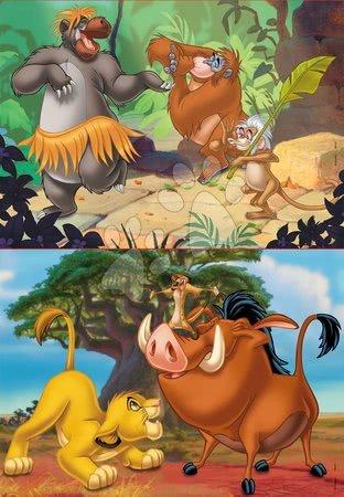 Kralj lavova - Puzzle Kralj lavova Disney Educa 2x20 dijelova od 4 godine_1