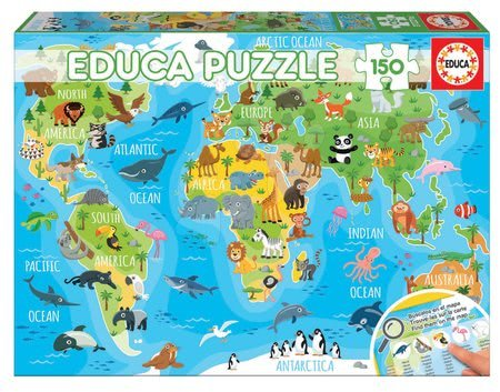 18115 a educa puzzle