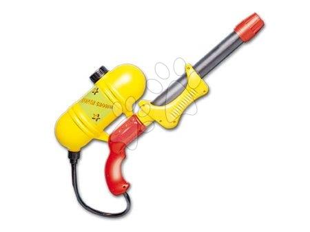 Vodne pištolice - Vodna pištola s tankom za vodo Dohány rumeno-rdeča od 5 leta