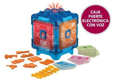 Jocuri de societate - Joc de societate Bank Attack Educa în limba spaniolă de la vârsta de 7 ani_1